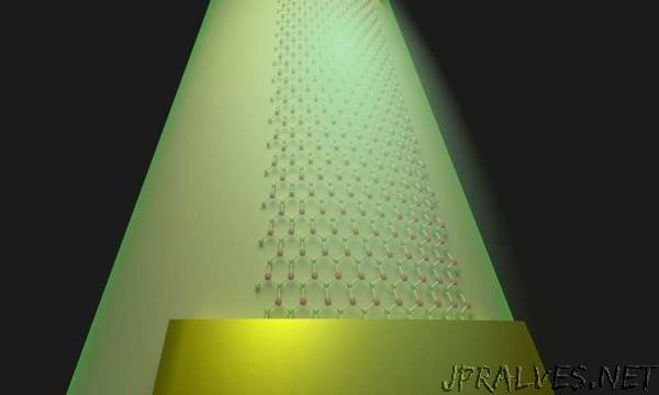 Researchers develop method to transfer entire 2-D circuits to any smooth surface