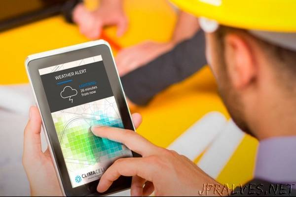 Weather monitoring from the ground up