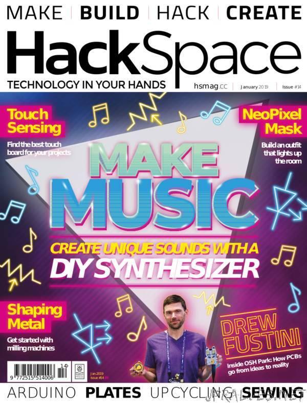 HackSpace magazine #14