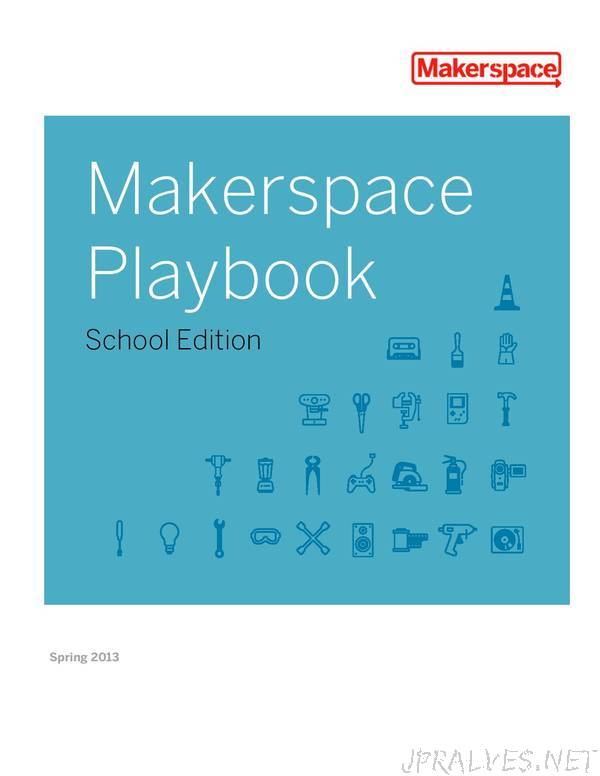 Makerspace Playbook - School Edition