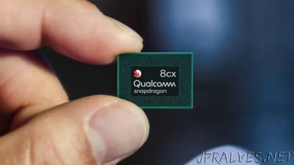 Qualcomm Introduces the World's First 7 Nanometer PC Platform