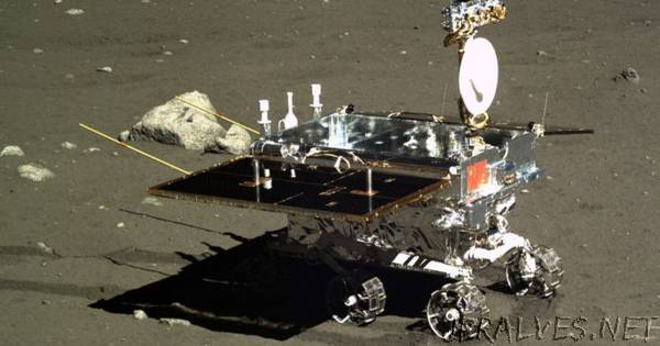 China's Moon Lander Just Entered Lunar Orbit