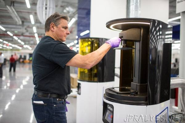 From Fantasy To Reality: Ford's New $45 Million Advanced Manufacturing Center Bringing The Future To Life - Today