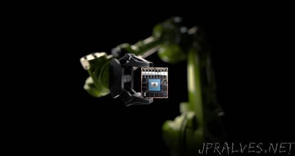 NVIDIA Jetson AGX Xavier Module for Next-Gen Autonomous Machines