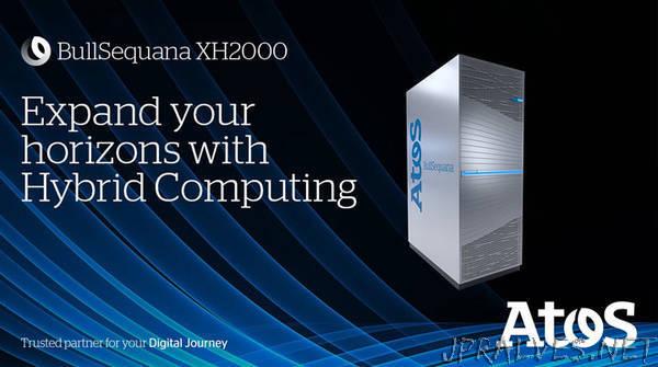 Atos expands BullSequana X supercomputer range to include AMD processors