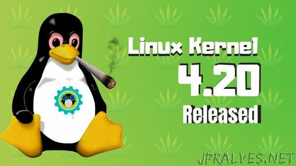 Get High with The Newly Released Linux Kernel 4.20