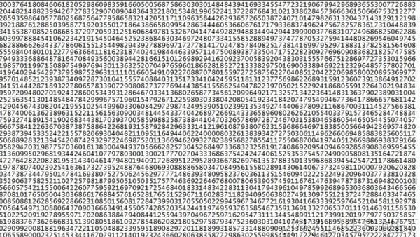 Mersenne Prime Number discovery - 2^82589933-1 is Prime!