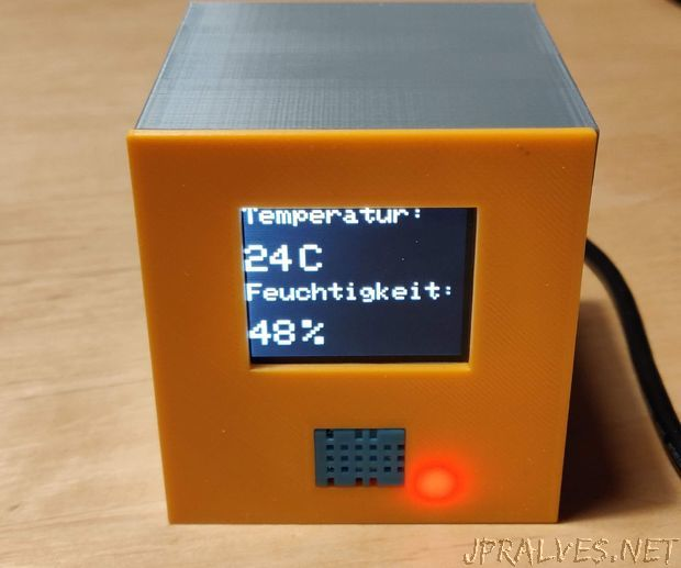 Local Temperature/Humidity Station