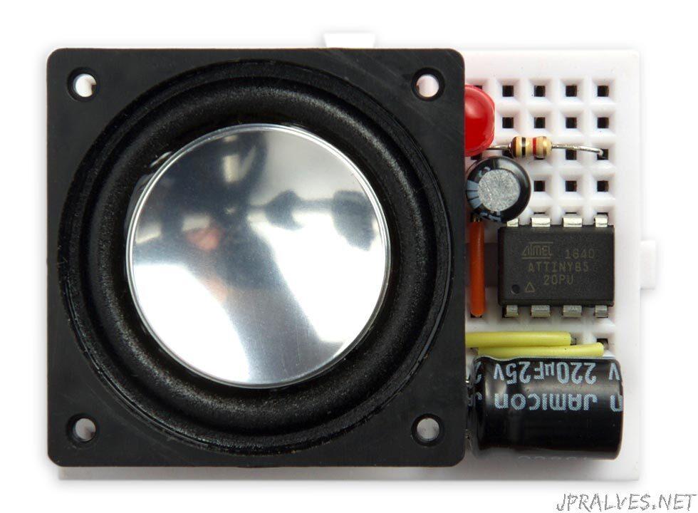Tiny MIDI Player