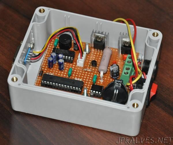RTC based automatic LED lamp