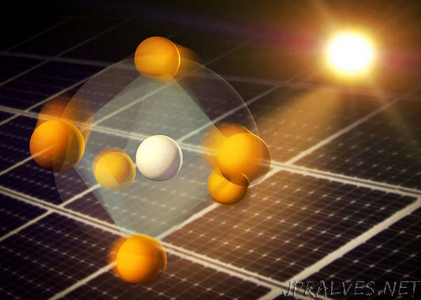 New materials could help improve the performance of solar cells