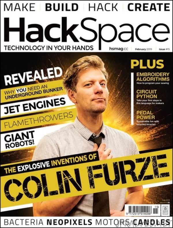 HackSpace magazine #15