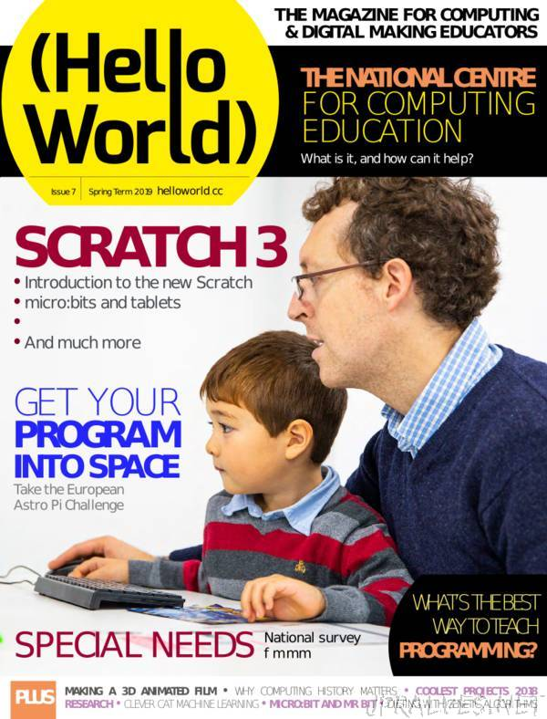 Hello World issue 7