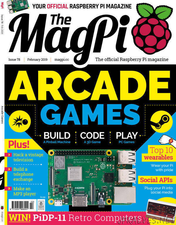 The MagPI 78
