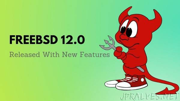 FreeBSD 12.0-RELEASE Announcement