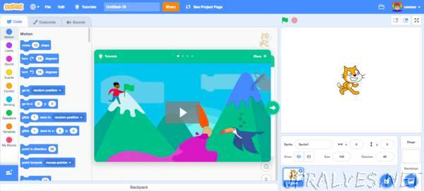 Scratch 3.0 is here!