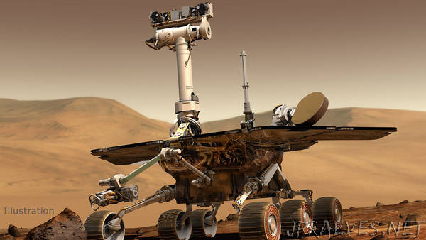 NASA's Opportunity Rover Logs 15 Years on Mars