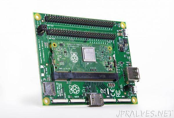 Compute Module 3+ on sale now from $25