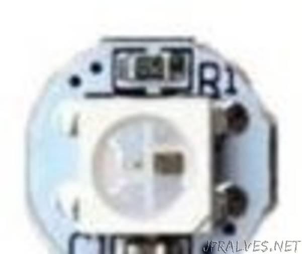 WS2812B Reducing Power Consumption.