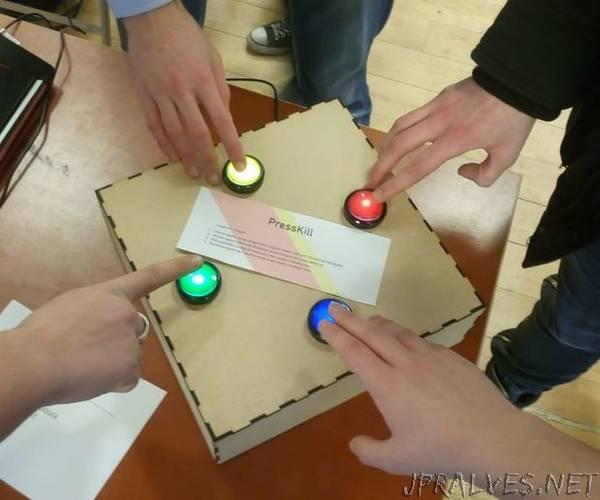 PressKill: an Arduino Game