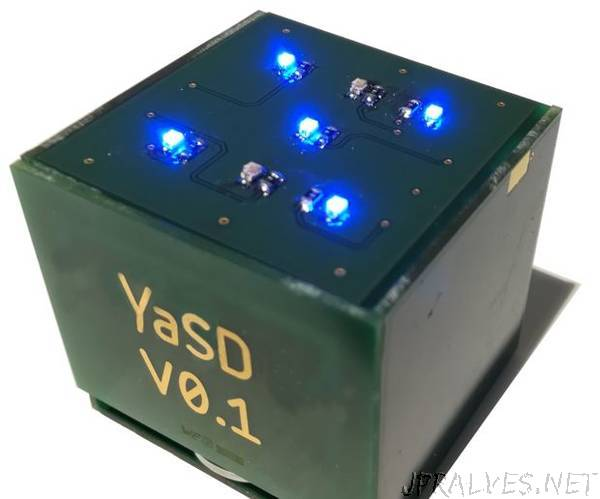 Yet Another Smart Dice (YASD)