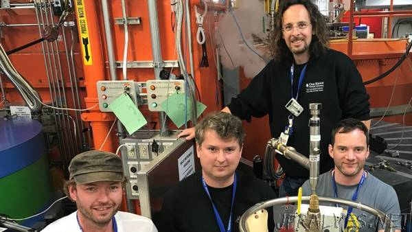 Neutrons Unlock Properties of Novel Porous Metal-Hydride for Possible New Energy Storage Applications