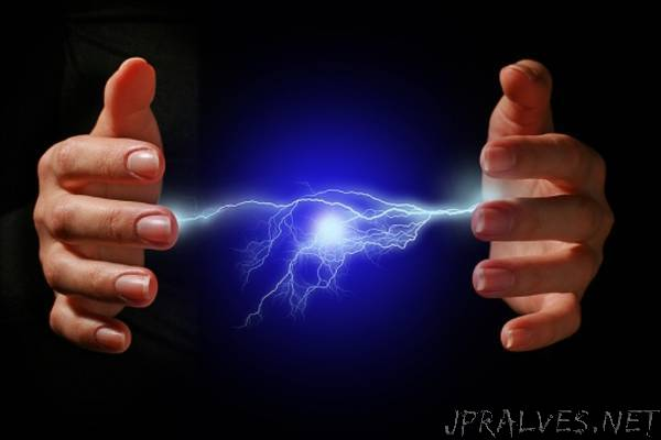 Static electricity could charge our electronics