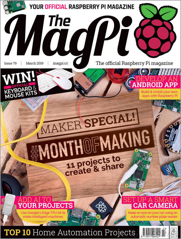 The MagPI 79