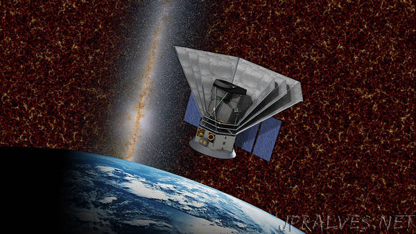 NASA Selects New Mission to Explore Origins of Universe