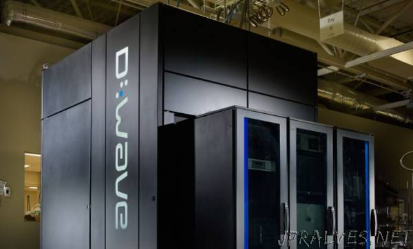 D-Wave Previews Next-Generation Quantum Computing Platform