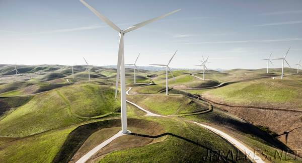 Machine learning can boost the value of wind energy