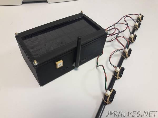 Holebot (Pothole Detector)