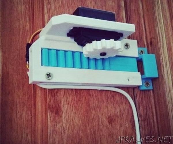 RFID Lock System Using Arduino