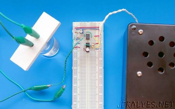 Build A Water Quality Tester You Can Hear