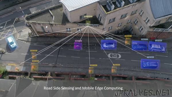 Driverless car project researches advances in vehicle connectivity