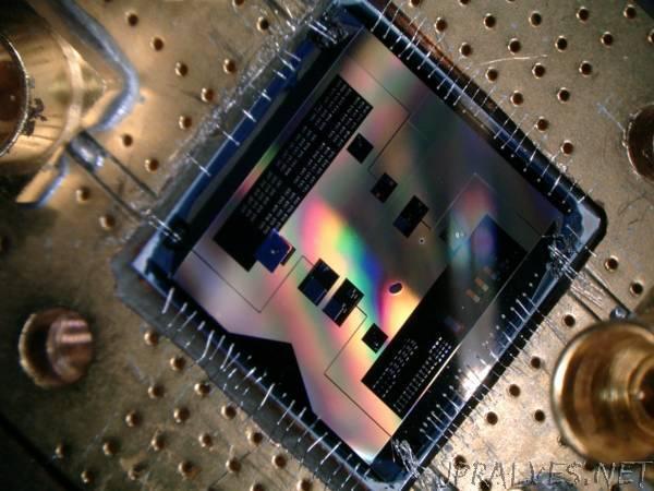 Listening to quantum radio