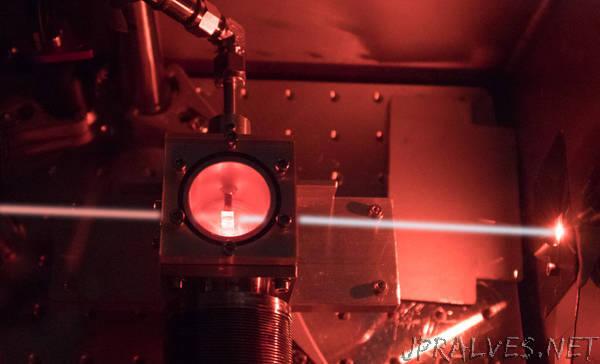 Researchers generate the shortest ultraviolet laser pulse ever