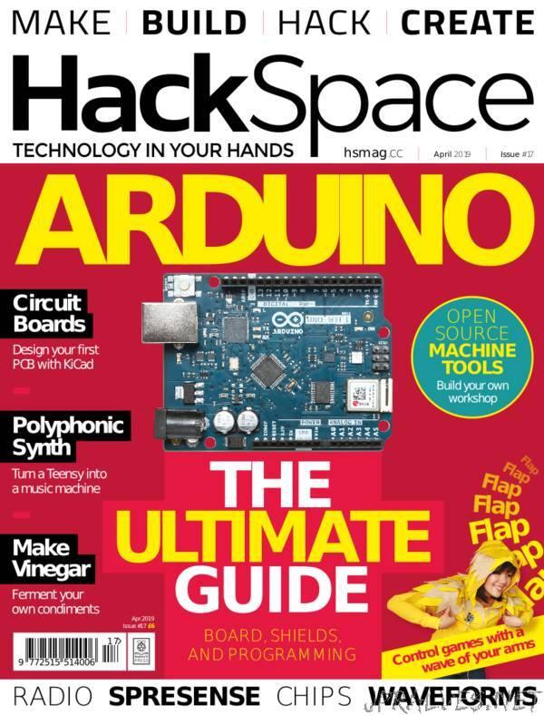 HackSpace magazine #17