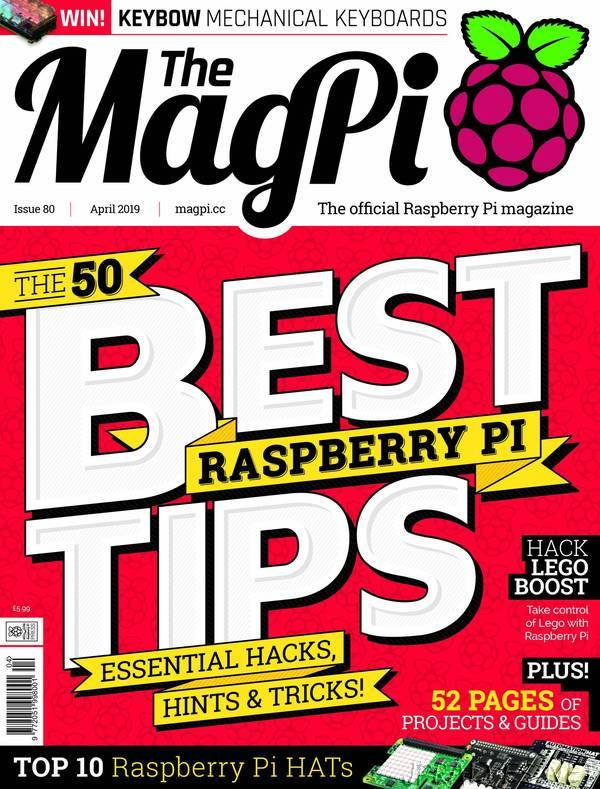 The MagPI 80