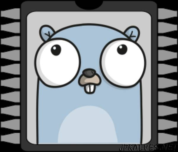 TINYGO - a GO compiler for small places