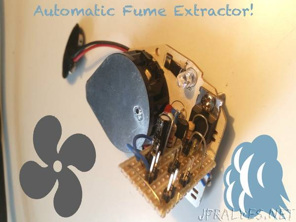 Automatic Fume Extractor