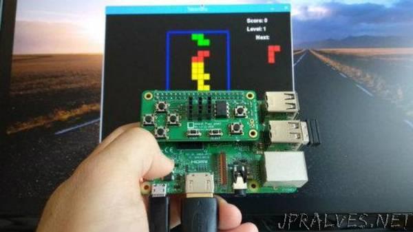 How to make a Raspberry Pi gamepad