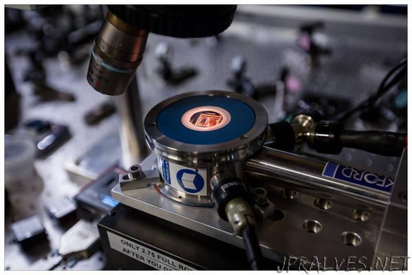 Nanocomponent is a quantum leap for Danish physicists