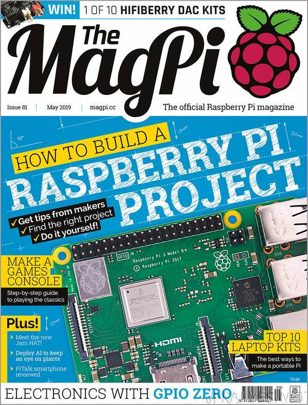 The MagPI 81