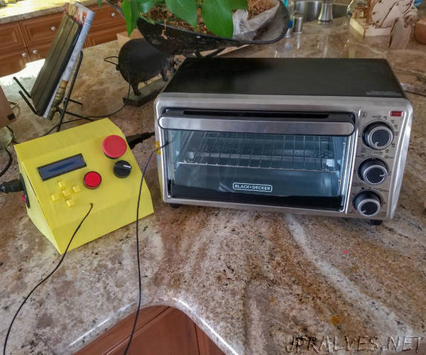 Solder Reflow Oven (for Less Than $100)