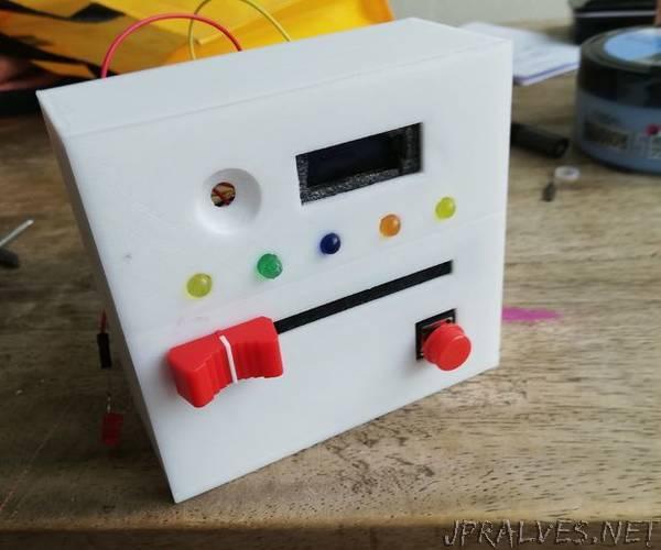 Arduino Reaction Game
