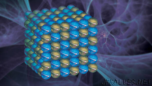 The spin doctors: Researchers discover surprising quantum effect in hard disk drive material
