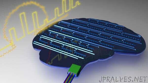 Researchers Take A Step Towards Light-based, Brain-like Computing Chip
