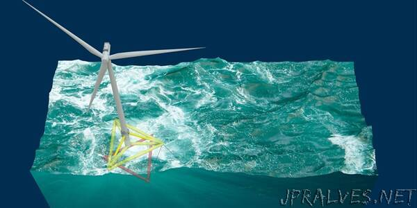 Wind turbines to venture out into the deep sea