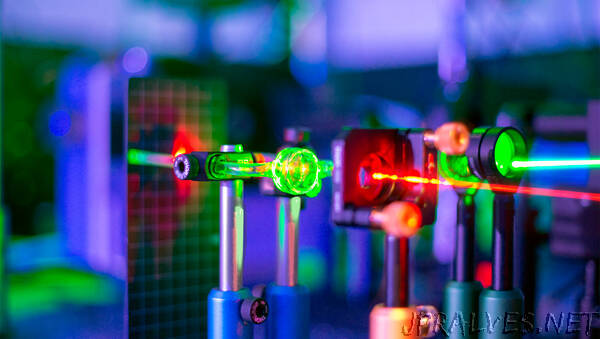 Quantum computing boost from vapour stabilising technique